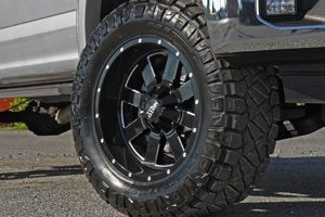 Ford F-150 MO962 Moto Metal Wheels