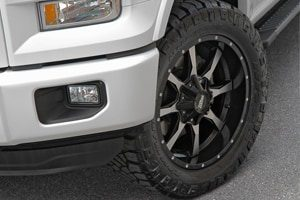 Ford F-150 XLT MO970 Moto Metal Wheels