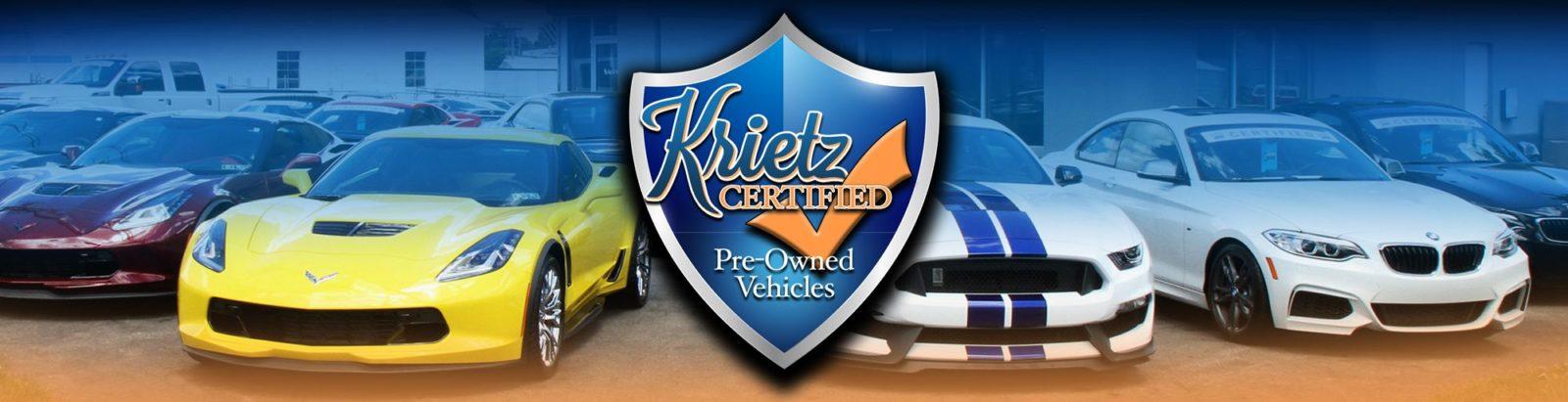 Krietz Auto Sales >> Krietz Auto Faqs
