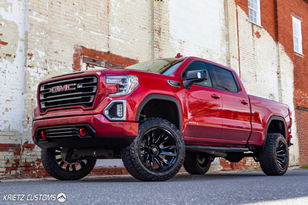 Lifted Gmc Truck Gallery Krietz Auto Part 2