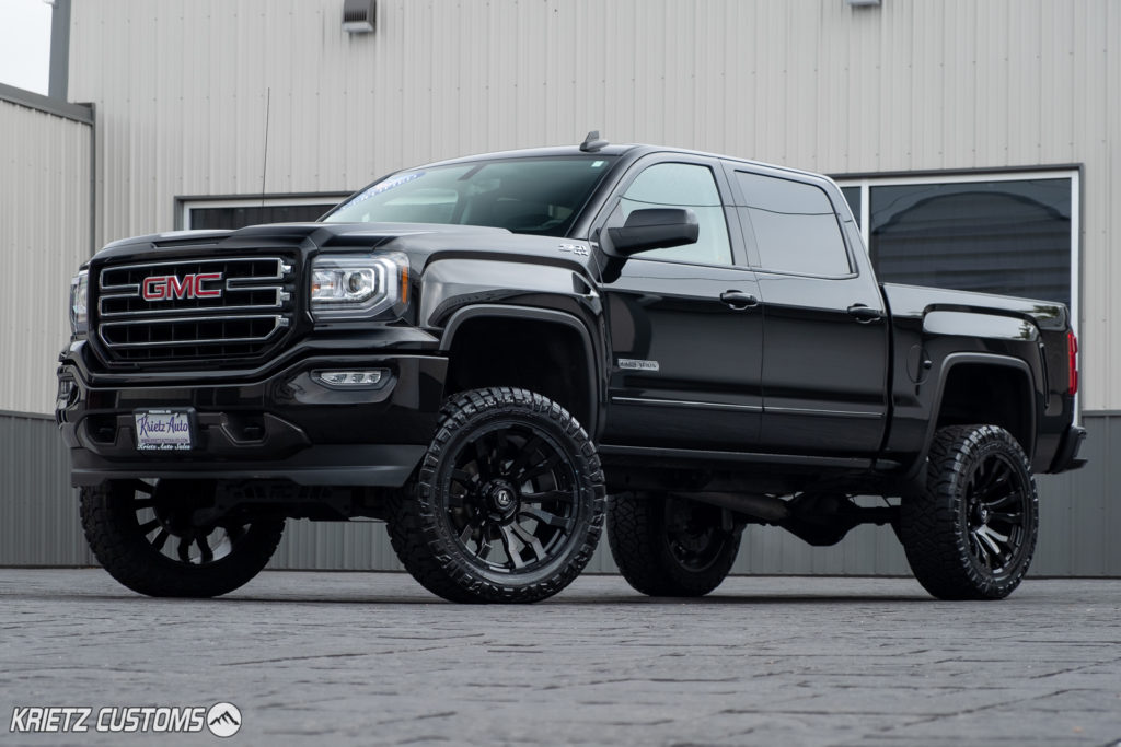 Lifted Gmc Truck Gallery Krietz Auto